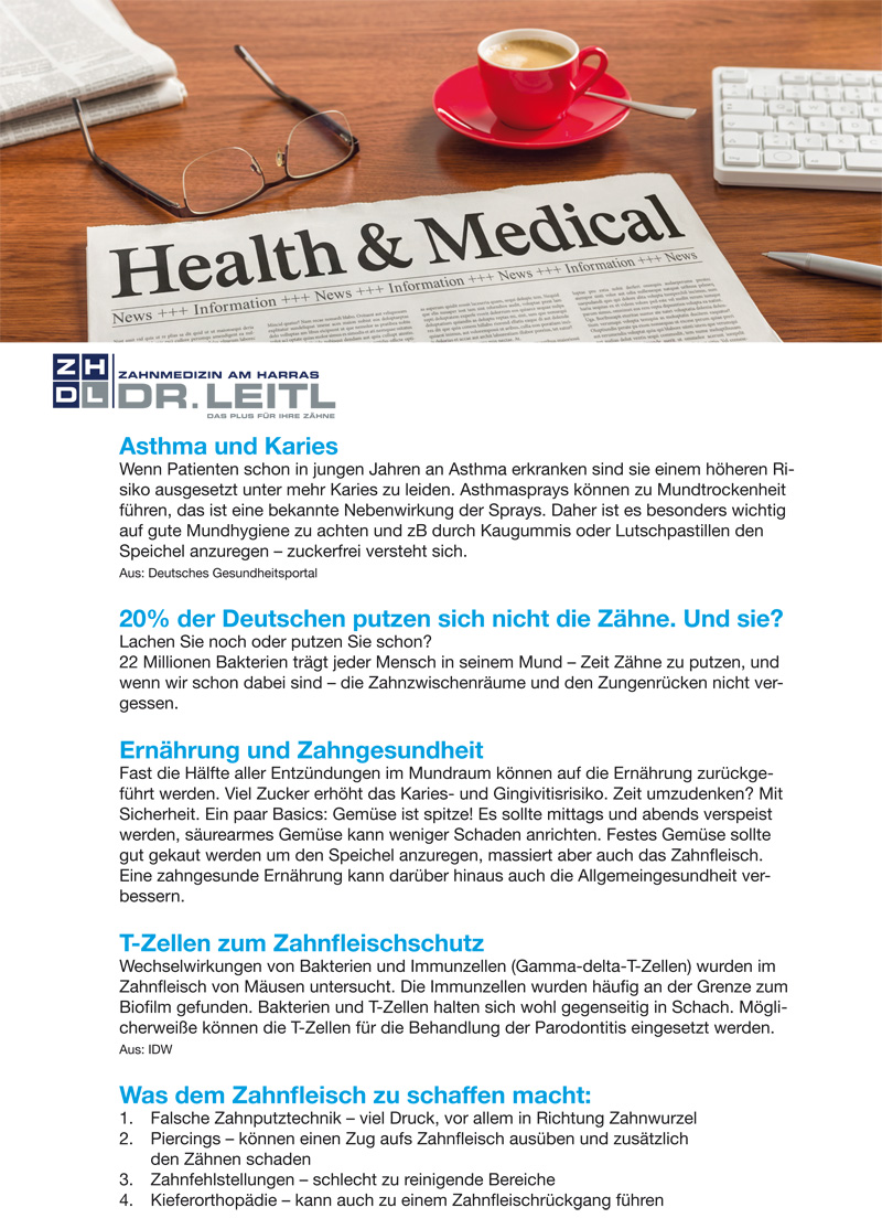 Health und Medical
